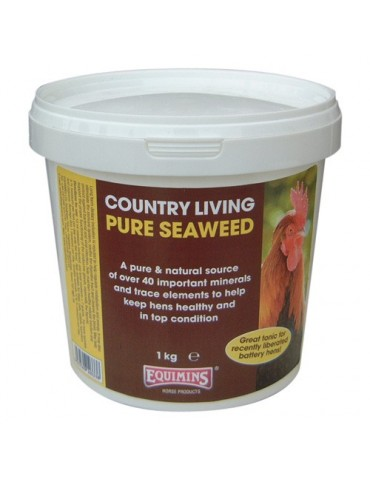Equimins Country Living Seaweed Small Animal Supplement