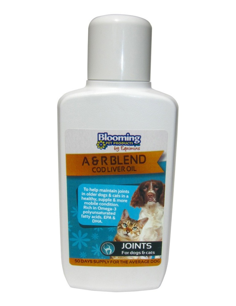 Blooming Pets A & R Blend Cod Liver Oil **