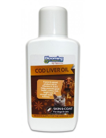 Blooming Pets Cod Liver Oil **