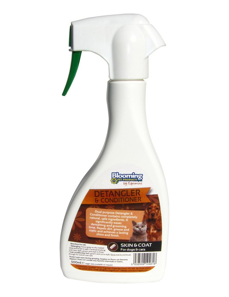 Blooming Pets Detangler and Conditioning Lotion **