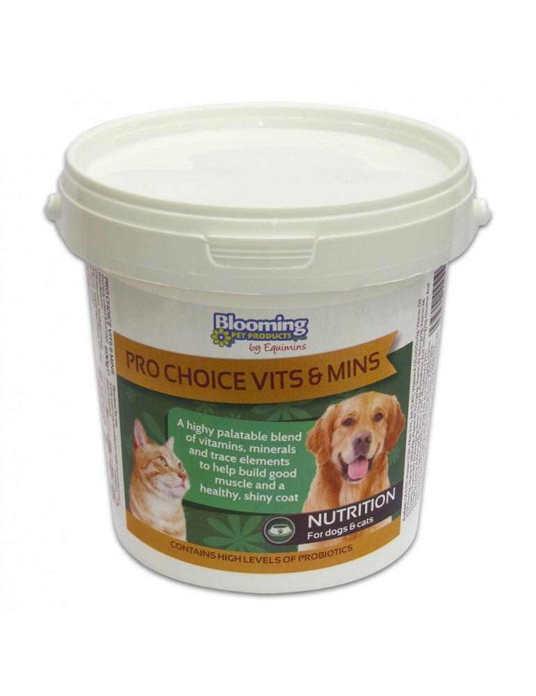 Blooming Pets Pro Choice Vits and Mins **