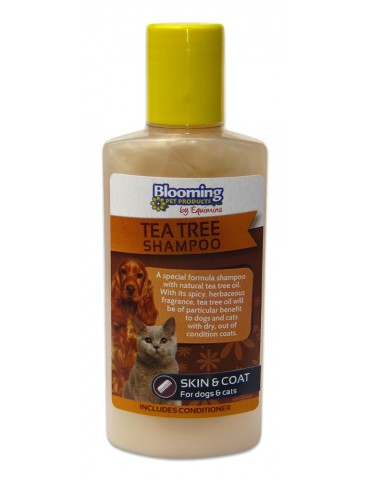 Blooming Pets Tea Tree Shampoo **