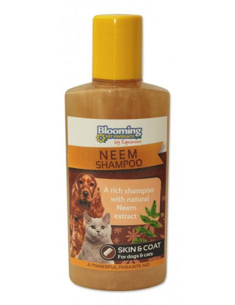 Blooming Pets Neem Shampoo **