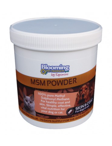 Blooming Pets MSM Powder **